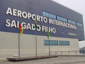 Salgado Filho International Airport - Porto Alegre